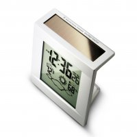 ST-996R Metal Solar Dual Powered Weather Station