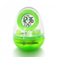 ST-1001R Water Powered Thermometer Clock