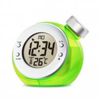 ST-1000R Water Powered Thermometer Clock