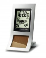 ST-995R Metal Solar Dual Powered Weather Station