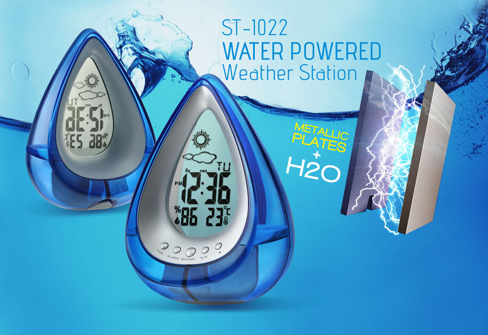 WATER POWER ST-1022