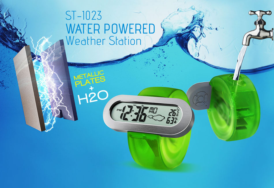 WEATHER POWER ST-1023